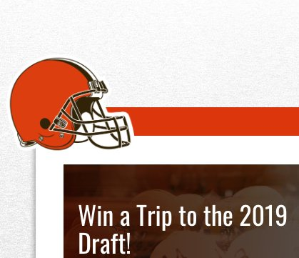 nfl draft sweepstakes trip to the 2019 nfl draft sweepstakes 6285