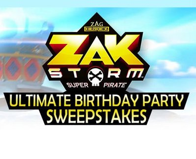 Chuck E Cheese - Ultimate Birthday Party Sweepstakes