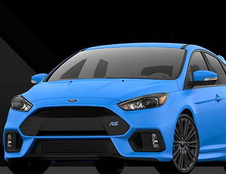 Ford focus rs sweepstakes