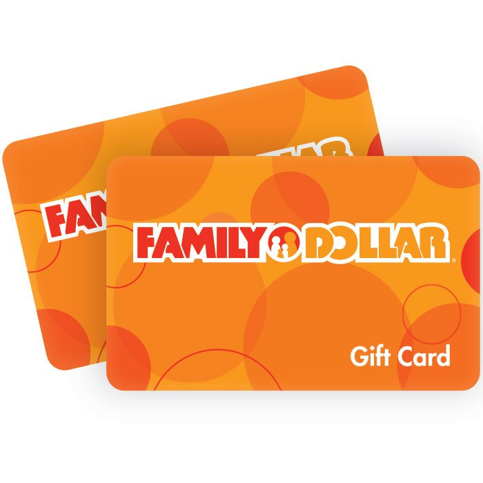 Family Dollar Win 1 Of 12 500 Gift Cards