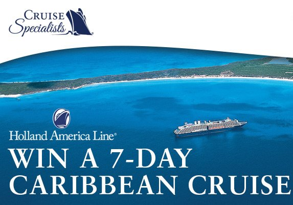 Win A 7-Day Caribbean Cruise For 2