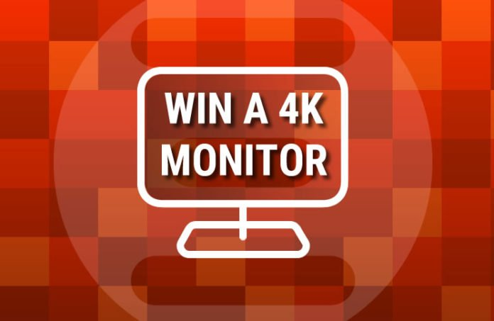 Play3r - Win a Gaming 4K Monitor! WOW!