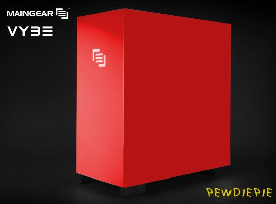 Maingear Pc Win A Gaming Pc By Pewdiepie And Maingear