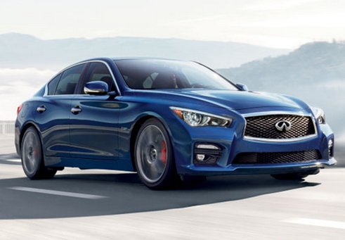 Infiniti USA - Win a New 2018 Infiniti Q50 Car