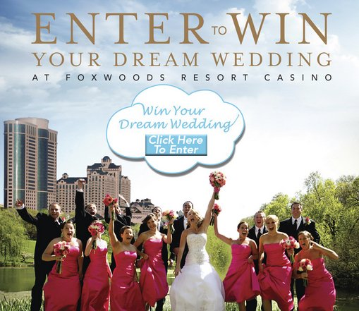 advertisements win your dream wedding