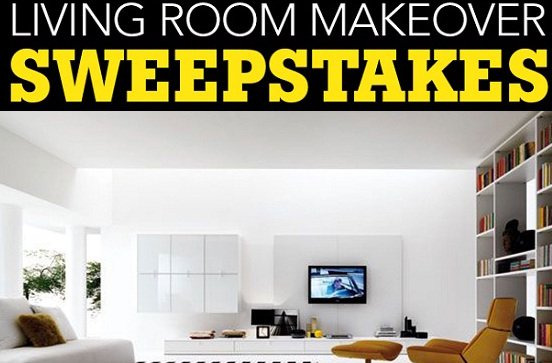 Country Living - You Need a New Living Room Sweepstakes!