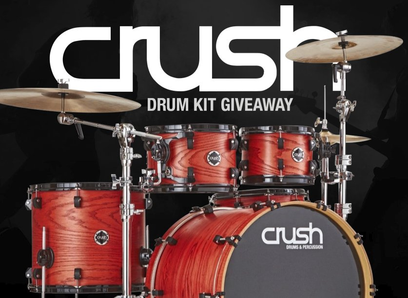 drum set giveaway 2019